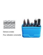 Fraises pour outils électroportatifs - ATS France