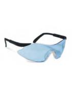 Équipements de protection du visage et des yeux